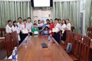 Lễ trao học bổng Tôn Đức Thắng và Tiếp bước đến trường lần thứ 23