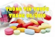 THÔNG TIN THUỐC THÁNG 05/2019