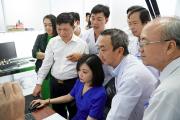 Bệnh viện Đa khoa khu vực tỉnh An Giang hân hạnh được đón tiếp Đoàn làm việc của Bộ Y tế