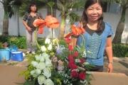Hội Thi Cắm Hoa Năm 2013