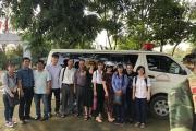 KHÁM BỆNH, CẤP THUỐC MIỄN PHÍ CHO 200 NGƯỜI DÂN NGHÈO CAMPUCHIA