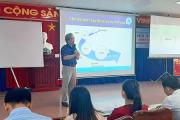 Bệnh viện đa khoa khu vực tỉnh An Giang: tổ chức tập huấn sử dụng  máy giúp thở nâng cao