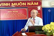 Hội nghị đại biểu CBVC bệnh viện ĐKKV tỉnh An Giang năm 2021